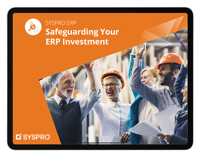 SYSPRO-ERP-software-system-safeguard-tablet